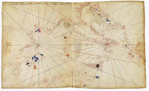 Portolan_chart_by_Francesco_Pizzigano_(1373).jpg